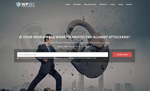WordPressの脆弱性調査を行うツール WPSEC